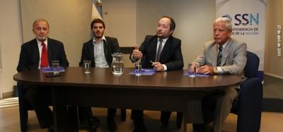 """La SSN firmó un convenio con FAPASA y AAPAS por """"El Seguro va a la Escuela"""""""