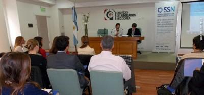 La SSN realizó una jornada de capacitación junto con OMIC