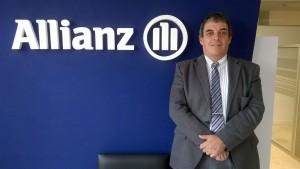 Allianz designó a Eduardo Verdún como gerente de la agencia de Neuquén