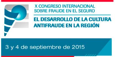 X Congreso Internacional sobre Fraude en el Seguro