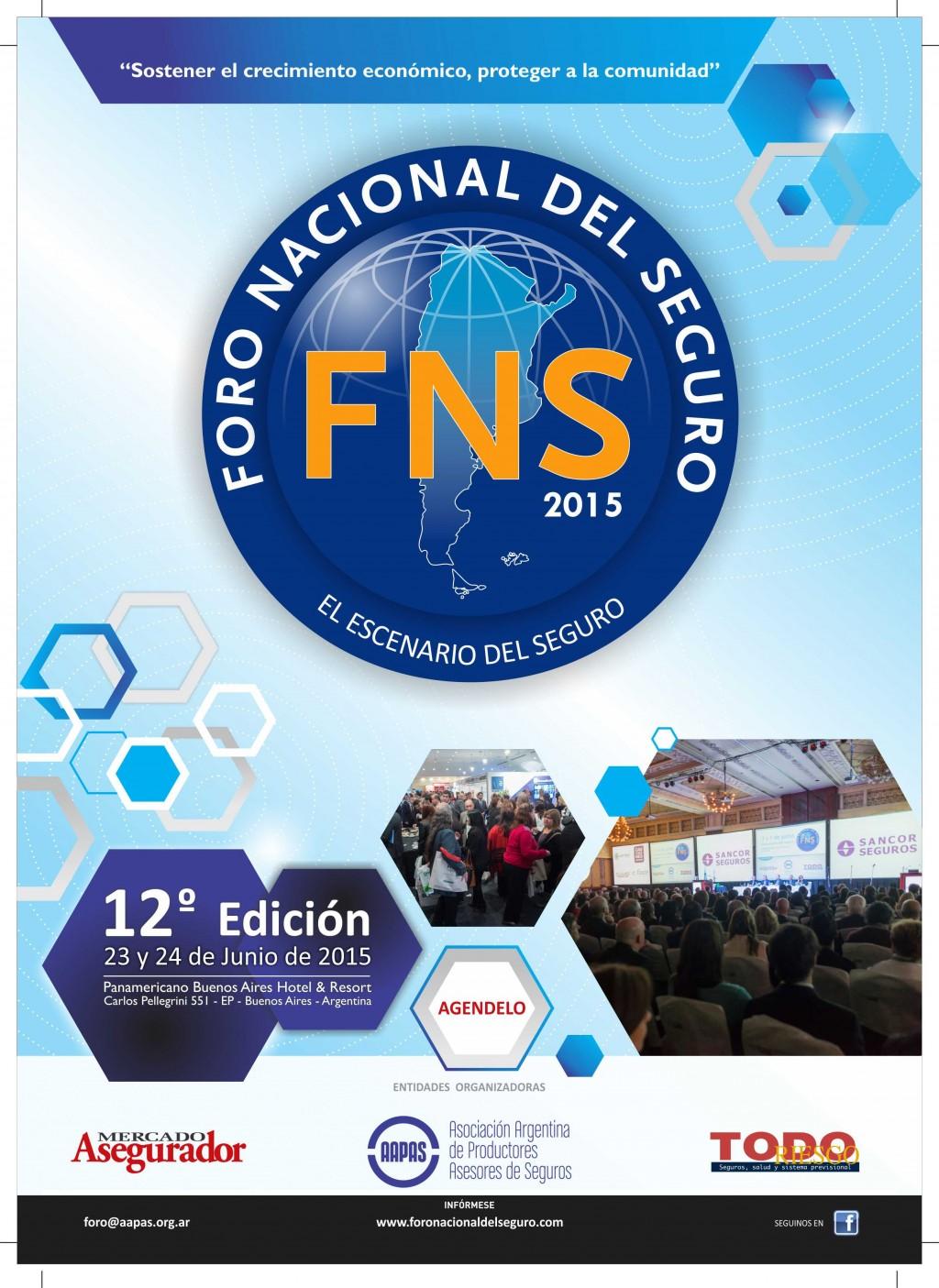 Foro Nacional del Seguro 2015