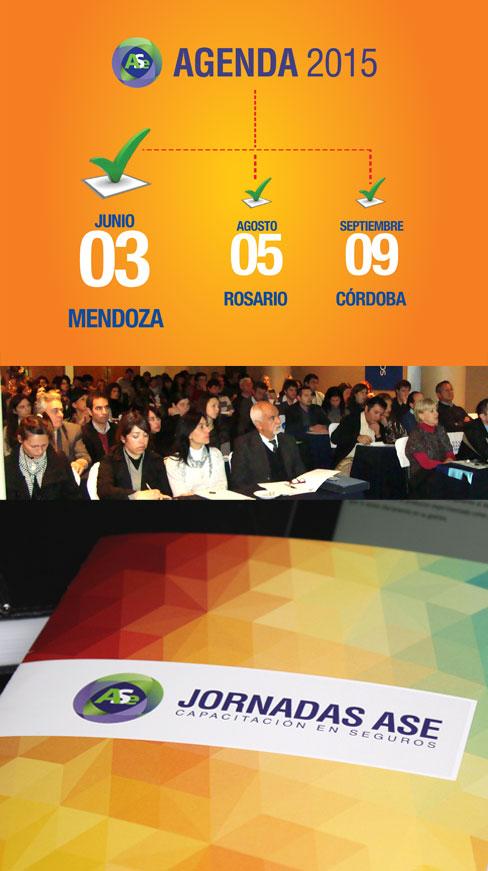 Comenzarán las Jornadas ASE en Mendoza