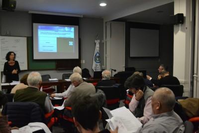 Se realizó capacitación sobre la implementación del Sistema Globalmente Armonizado