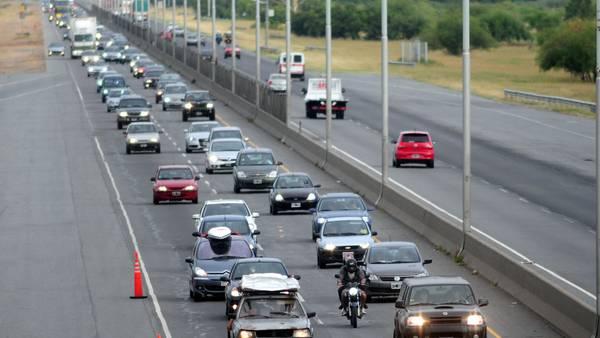 Junín: no más del 60% de vehículos cuenta con seguro