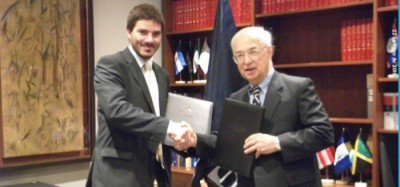 La SSN firmó un convenio con Perú