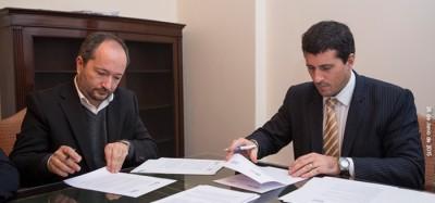 La SSN firmó un convenio con la PROCELAC