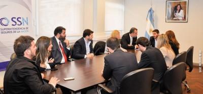La SSN y CESVI ARGENTINA S.A. firmaron un convenio de colaboración