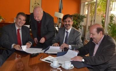 La SRT firmó convenio para disminuir la siniestralidad laboral en la minería