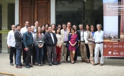 Se realizó el II Encuentro Iberoamericano sobre Encuestas de Condiciones de Trabajo y Salud