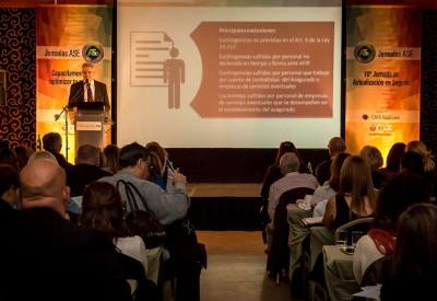 Jornadas ASE: Capacitación para PAS en Rosario