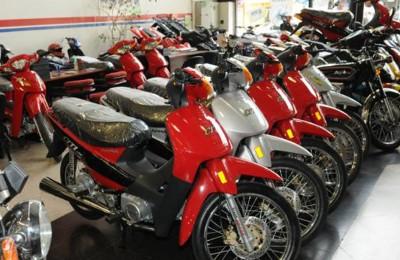 El patentamiento de motos creció 6% en los últimos tres meses