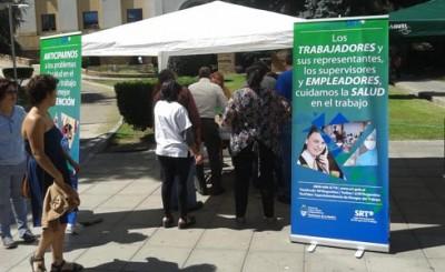 Auspiciosa adhesión al Programa Nacional de Trabajadores Saludables