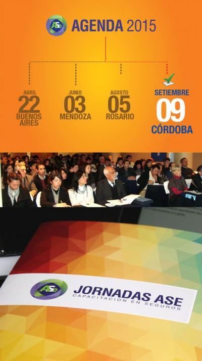 Jornadas ASE en Córdoba