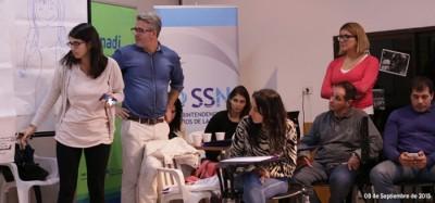 Se realizó taller sobre diversidad sexual en la SSN