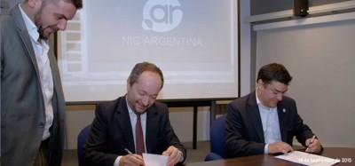 La SSN firmó convenio con NIC Argentina para crear el dominio .seg.ar