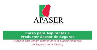 Nuevo curso para aspirantes a Productor Asesor de Seguros