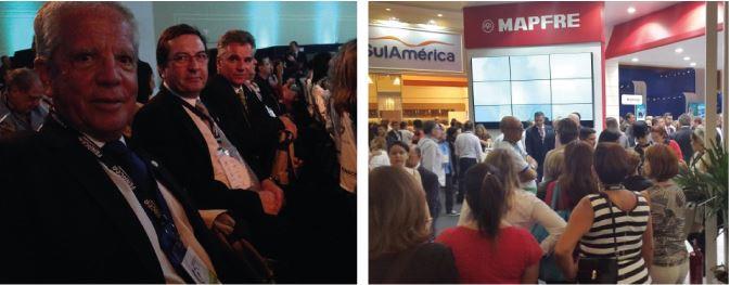 FAPASA participó del 19 Congresso dos Corredores de Seguros de Brasil