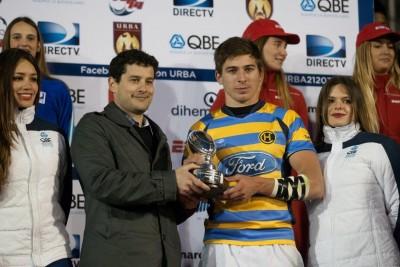 Hindú ganó el Torneo URBA Top 14 Copa DirecTV presentada por QBE Seguros