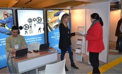 La SRT difundió el sistema de Riesgos del Trabajo en la Expo Industrial Quilmes 2015