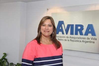 Claudia Mundo fue reelegida Presidenta de AVIRA