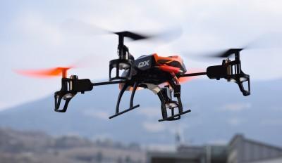 Francia: drones para la seguridad vial