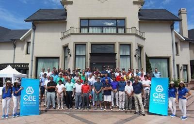 QBE celebró encuentro con brokers en Pilar Golf Club