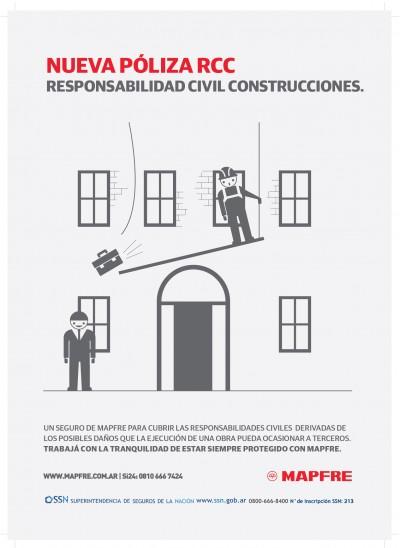 MAPFRE lanza el producto Responsabilidad Civil Construcciones