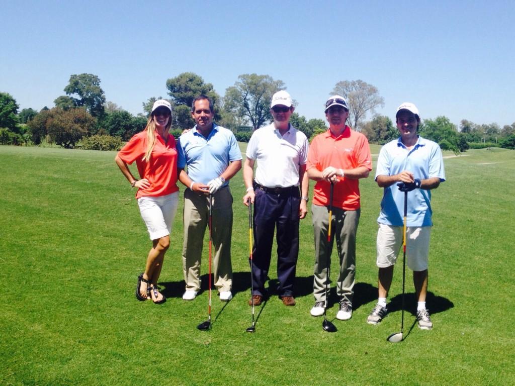RSA realizó dos jornadas exclusivas de Golf para agasajar a sus clientes