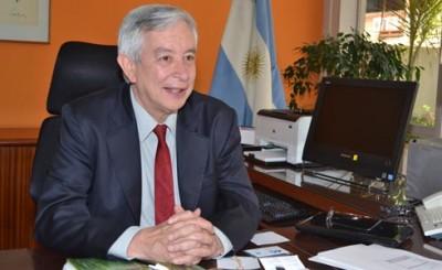 Gustavo Morón fue designado como superintendente de Riesgos del Trabajo