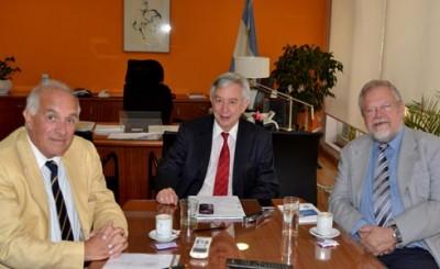 Se realizó reunión entre la SRT y representantes de la OISS