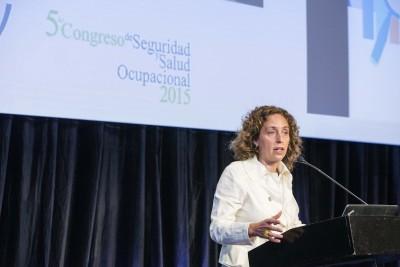 Se realizó el 5º Congreso de Seguridad y Salud Ocupacional 2015
