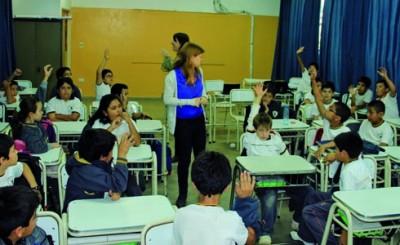 Programa escolar de prevención infantil