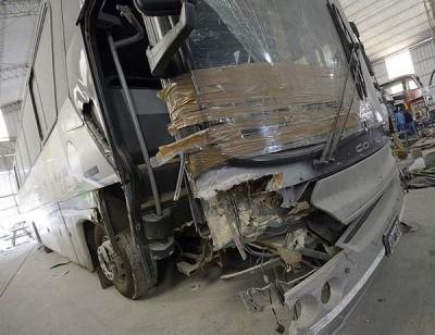 Accidente vial: las consecuencias de no tener seguro