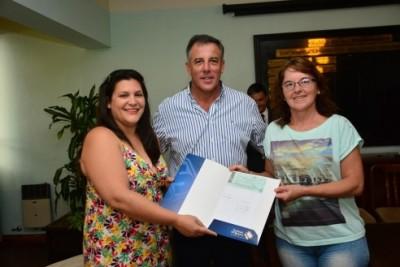 El Instituto del Seguro entregó los premios del concurso Conducí tu Curso en Paraná