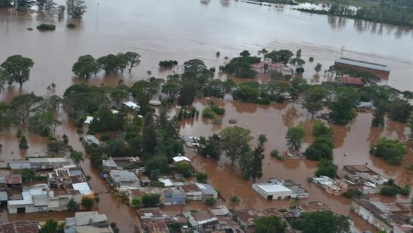 Buscan instalar seguros contra inundaciones