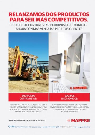 MAPFRE lanzó coberturas para el segmento corporativo