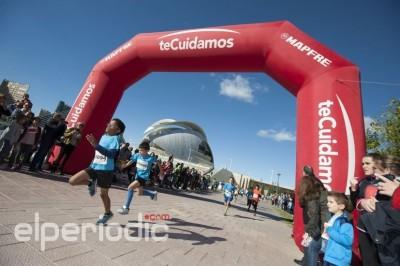 MAPFRE auspició la 4° edición de la Maratón Open Sports 2016