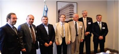 Dirigentes de FAPASA se reunieron con la SSN