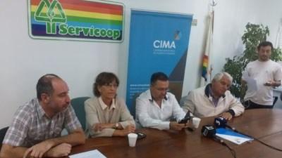 CIMA y Servicoop promueven protocolos de trabajo seguro en lugares confinados