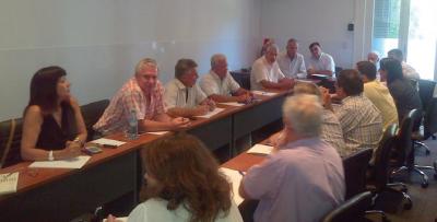 Reunión ampliada de Consejos con presencia de la SSN