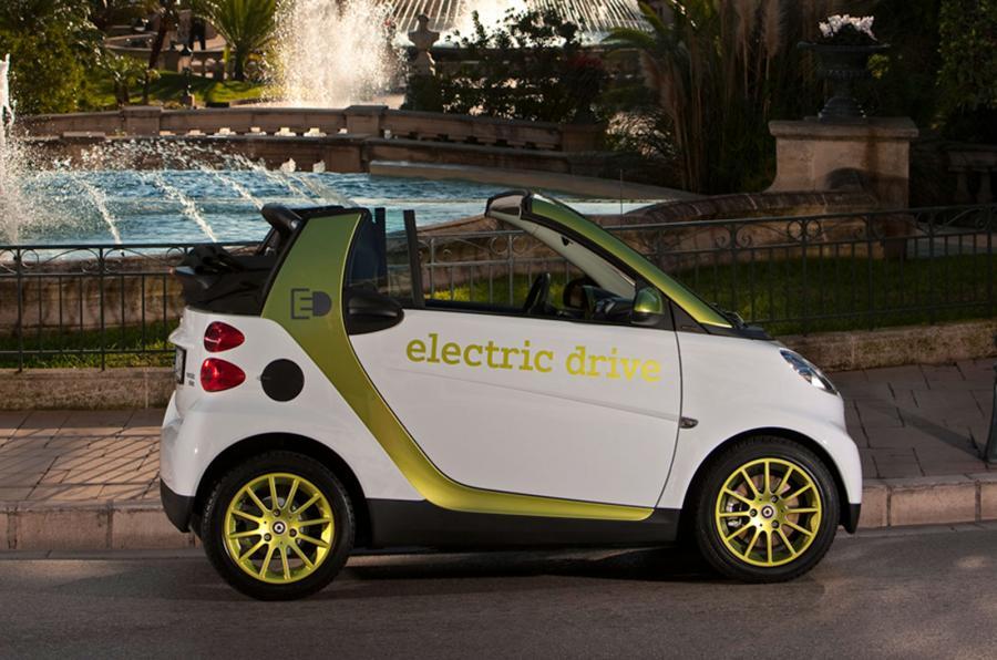 Distinguieron el vehículo más ecológico del año