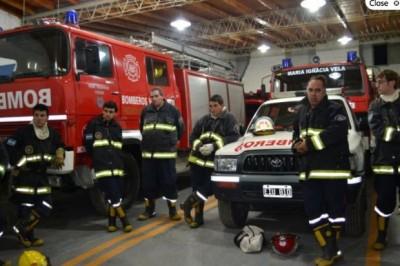 Tucumán: bomberos no prestan servicio porque no tienen seguro de vida