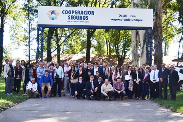 Cooperación Seguros realizó sus Reuniones Zonales