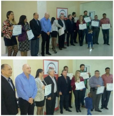 APAS Formosa entregó diplomas