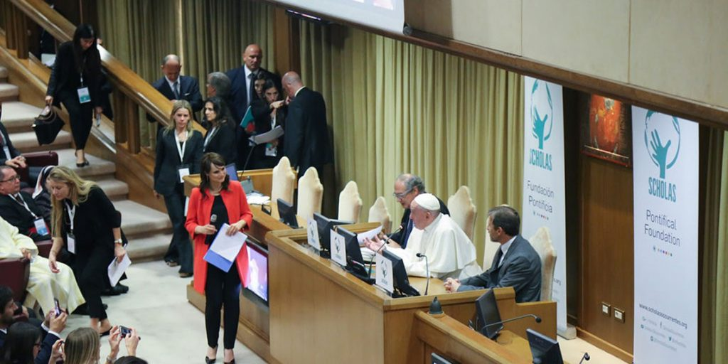 La Fundación Grupo Sancor Seguros participó del VI Congreso Mundial de Scholas Ocurrentes