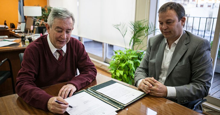 El municipio de Almirante Brown se suma al Programa de Prevención de la SRT
