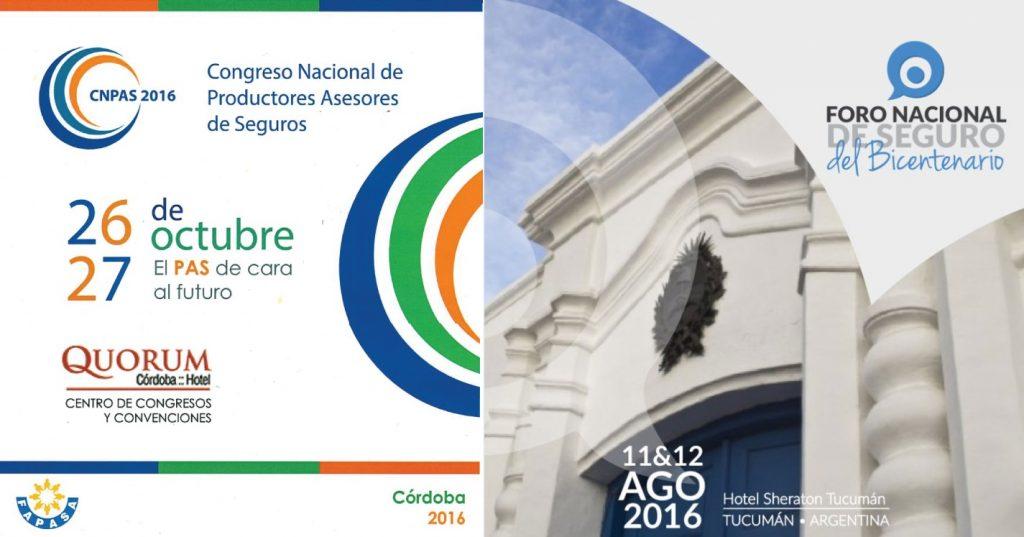 Sumate a los eventos de Córdoba y Tucumán
