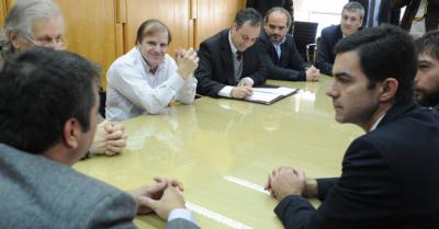 La SRT acordó con Urtubey fortalecer la prevención en los ámbitos de trabajo