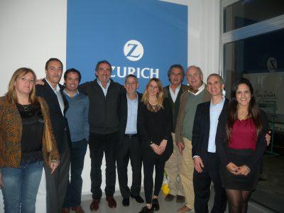 Zurich continúa su plan de expansión y llega a Chascomús