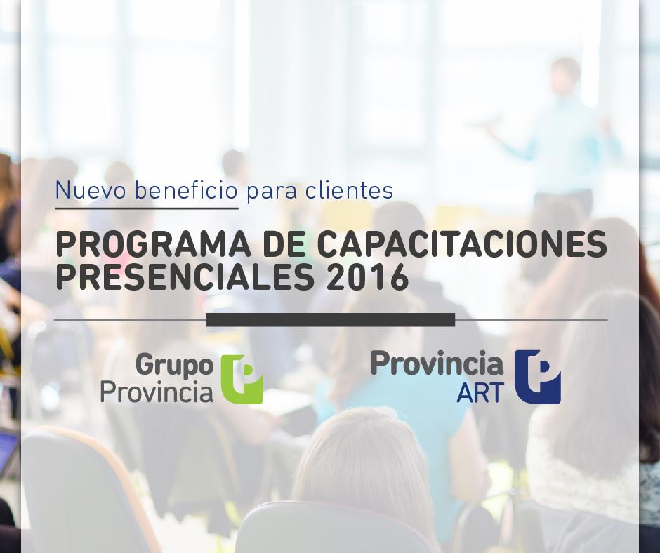 Provincia ART presenta nuevo beneficio para sus clientes